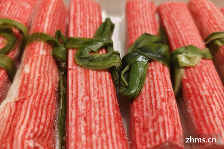 肉大厨火锅食材烧烤超市加盟靠谱吗