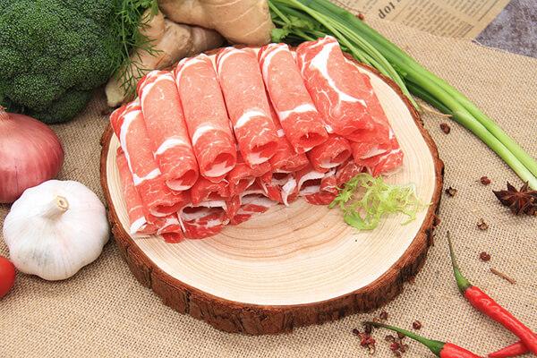 肉大厨火锅食材量贩超市图