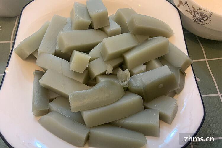 橡子凉粉是哪里的特产