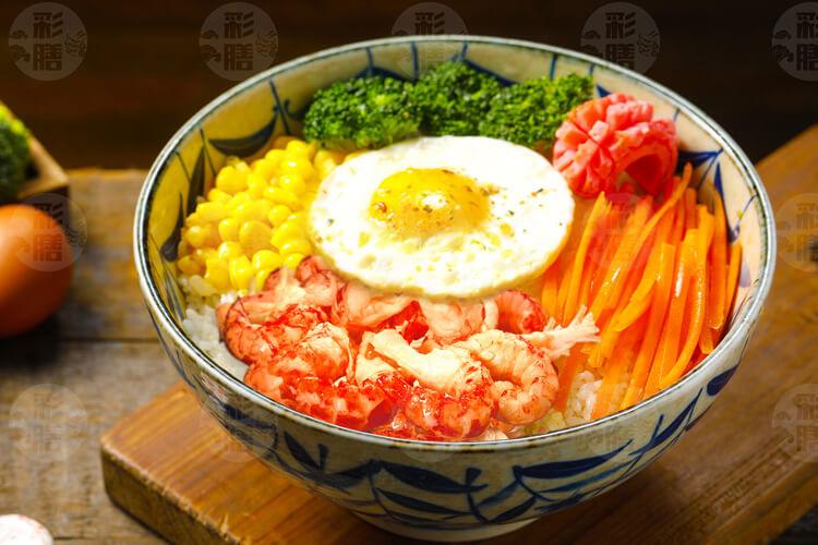 彩膳谷拌饭是一个值得推荐的加盟品牌!