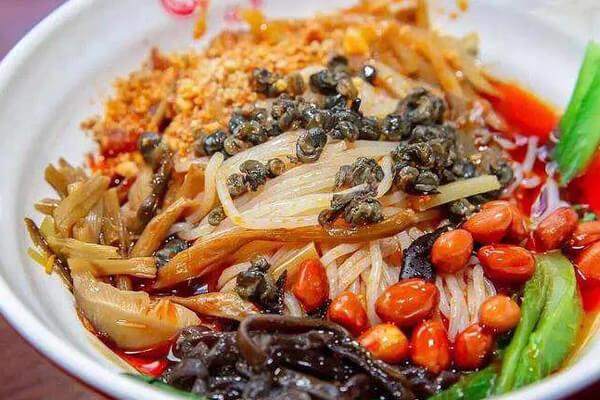 黎江村螺蛳粉图