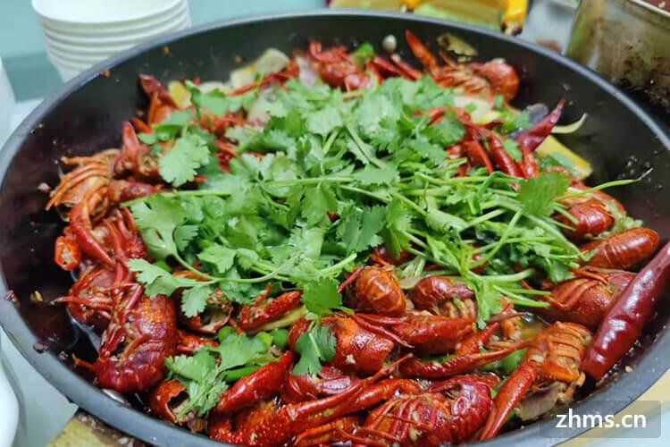 请问麻辣小龙虾加盟排行靠谱吗?排行第一的小龙虾店怎么样?