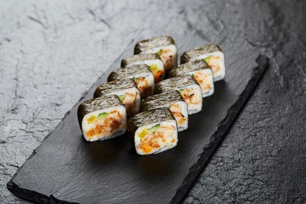鲜目录寿司图