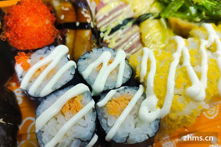 南昌寿司日料店加盟费多少钱?有了解的吗?