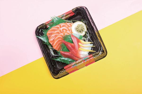丫米寿司图
