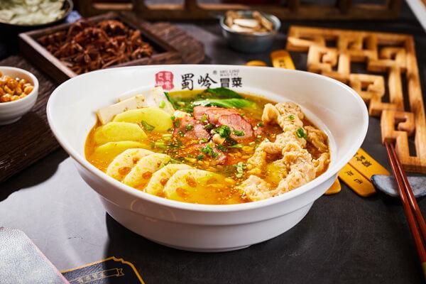 蜀岭冒菜图1
