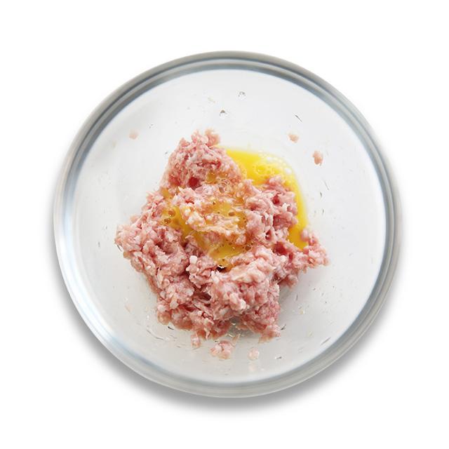解暑必备-苦瓜酿肉的做法图解二