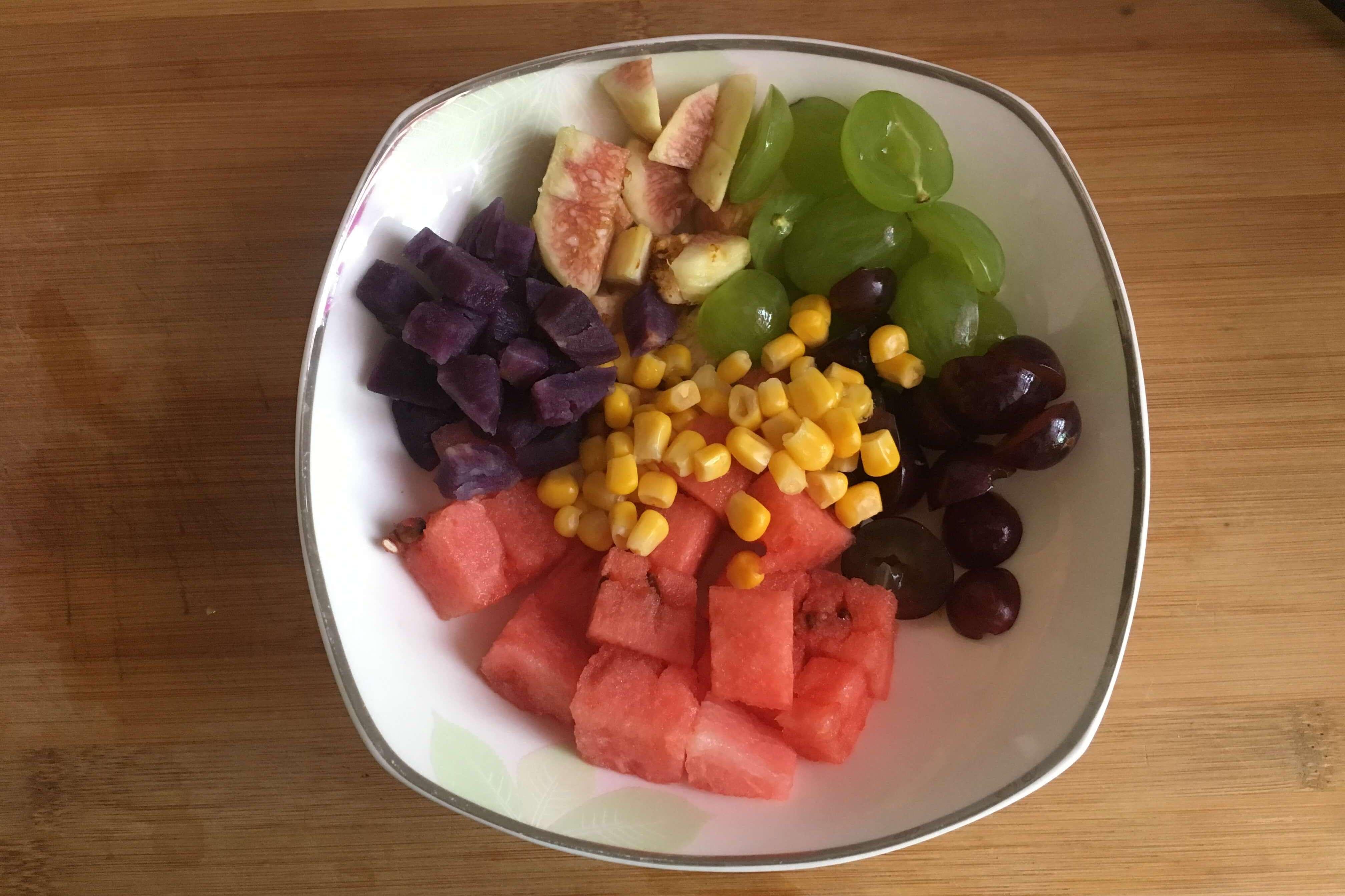 這樣做水果撈簡單又好吃第八步