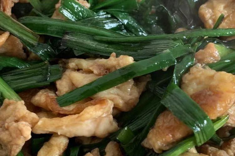 好吃又好做的韭菜炒鸡蛋,厨房新手也能学会