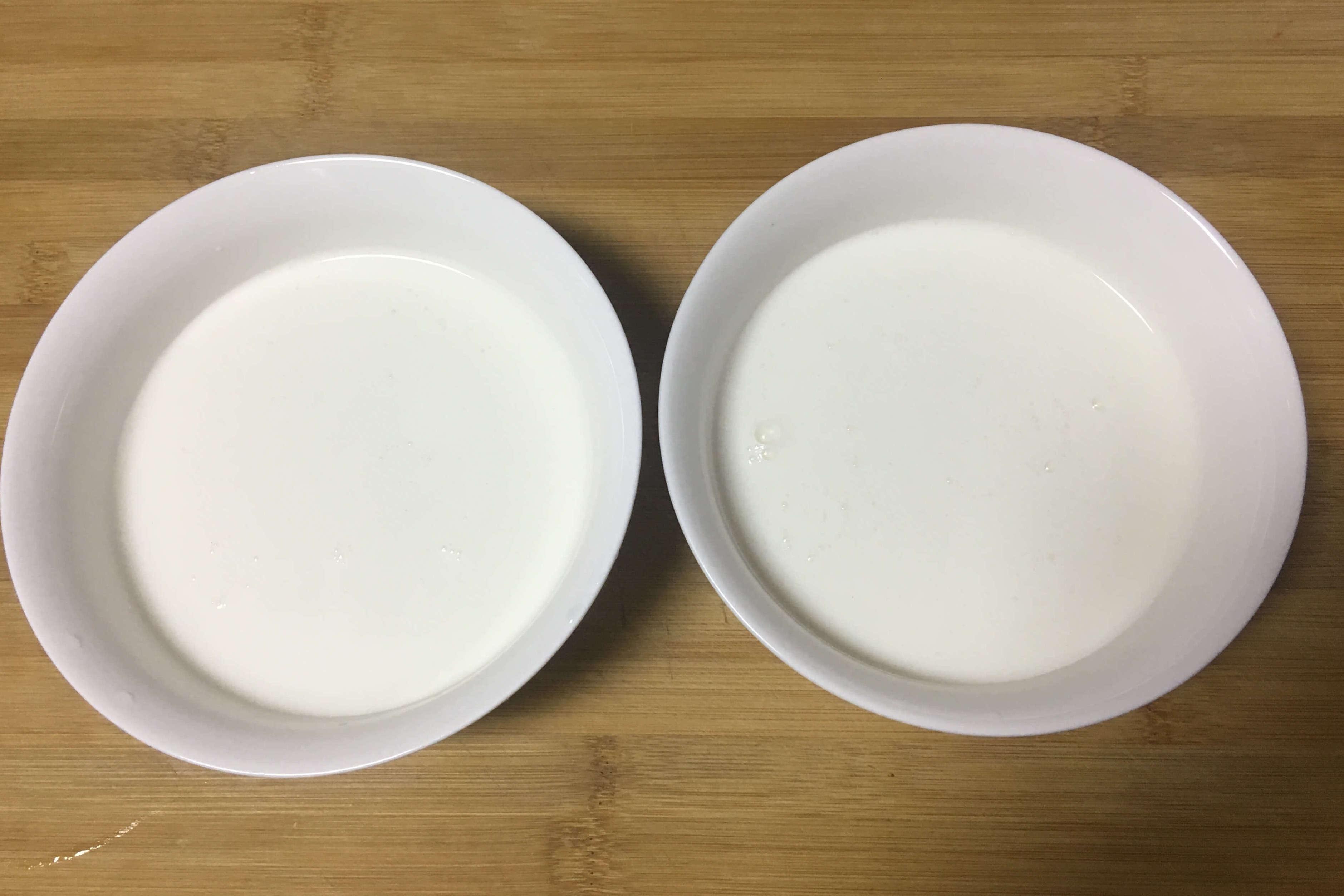 只用牛奶就能在家做的牛奶布丁,没有添加剂吃起来更放心第五步
