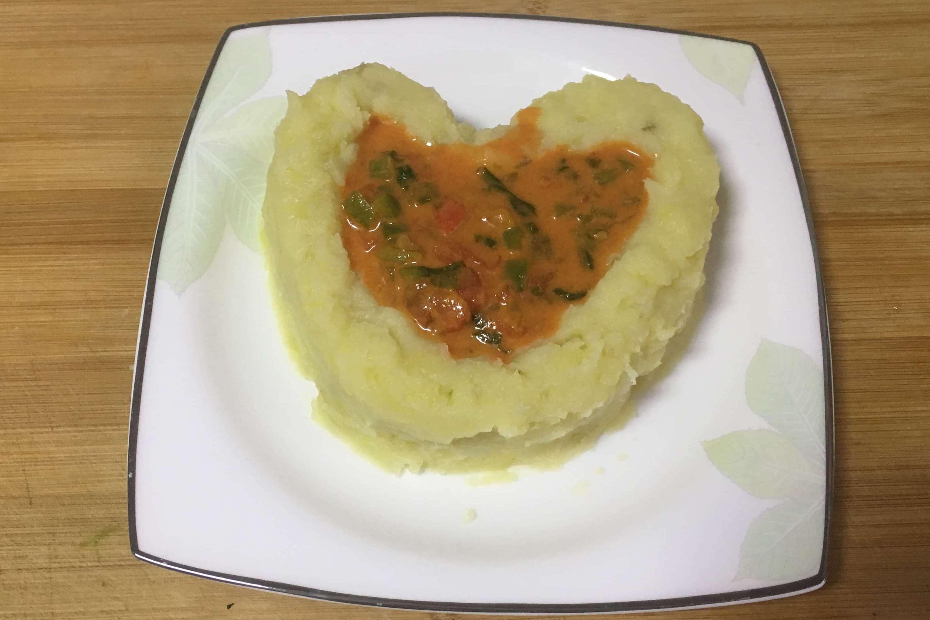 这样做土豆泥既简单又好吃