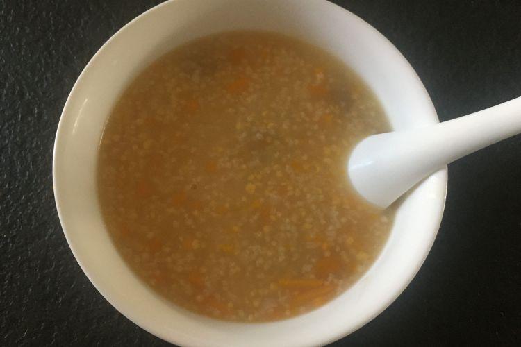 簡單又營養的小米南瓜粥,趕快做起來吧!