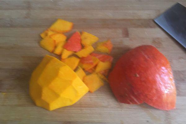 簡單又營養的小米南瓜粥,趕快做起來吧!第四步