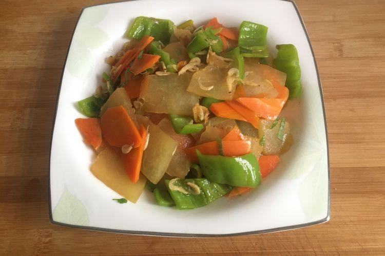 這樣做蝦皮冬瓜簡單又好吃!