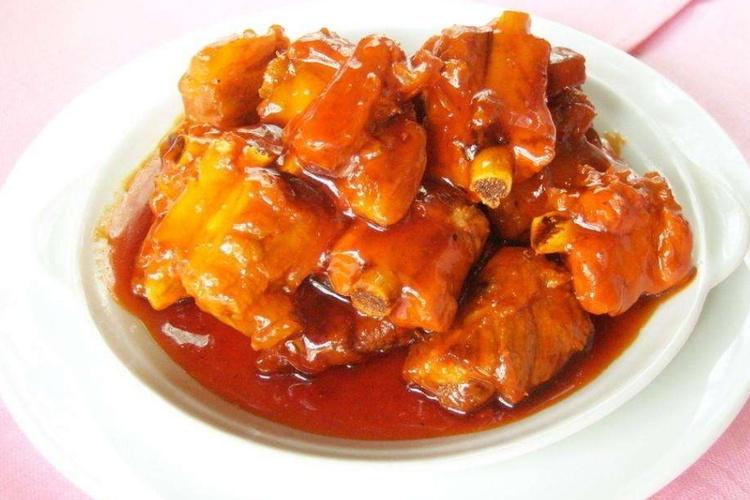 酸甜可口番茄酱排骨