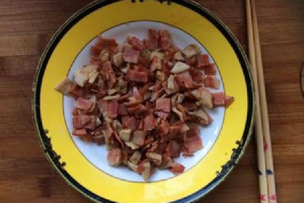 香浓的法式味道——奶油蘑菇汤第二步