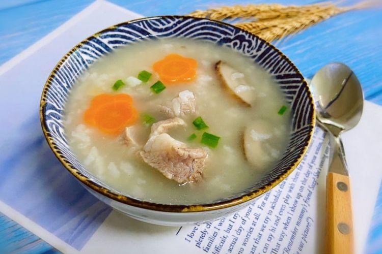 好一碗营养粥,香软丝滑温暖你的身体