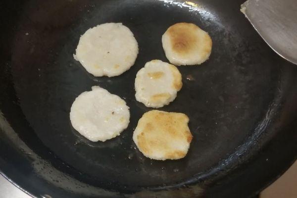 红糖糯米糍粑,儿时的味道第六步
