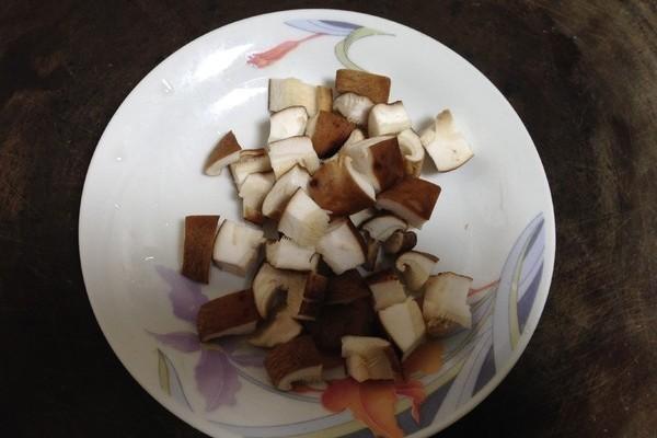 鲜嫩有味绝美的鸡蛋豆腐四鲜羹第二步