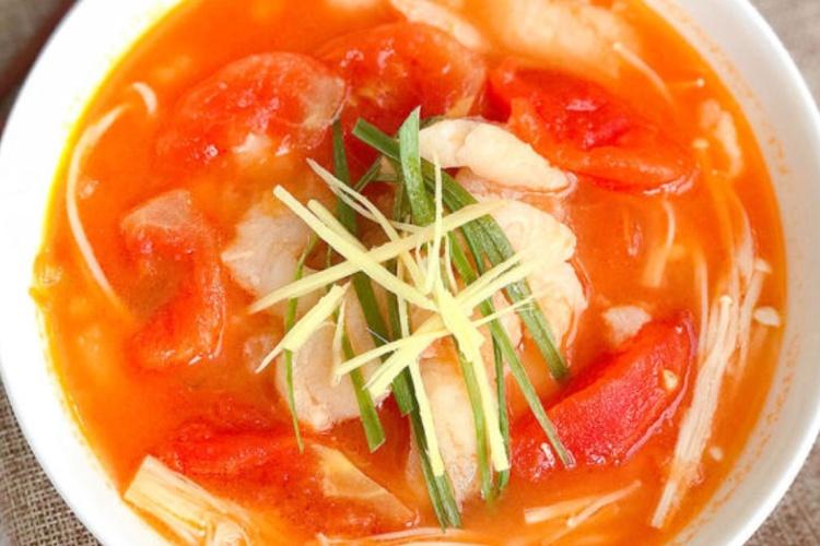 番茄龙利鱼汤,让你爱上这个味道