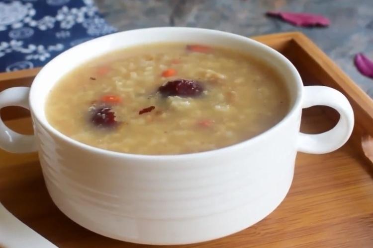 好喝又健康的红枣粥,给你家的温暖
