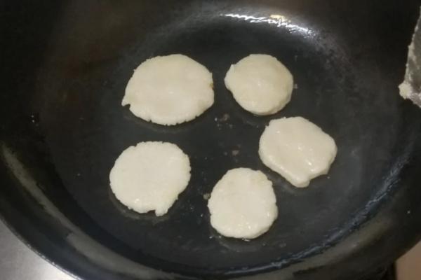 红糖糯米糍粑,儿时的味道第五步