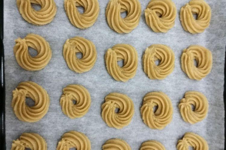 用藜麦做的减肥饼干