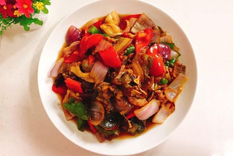 红烧甲鱼这样做,比外面餐馆的还好吃!!!