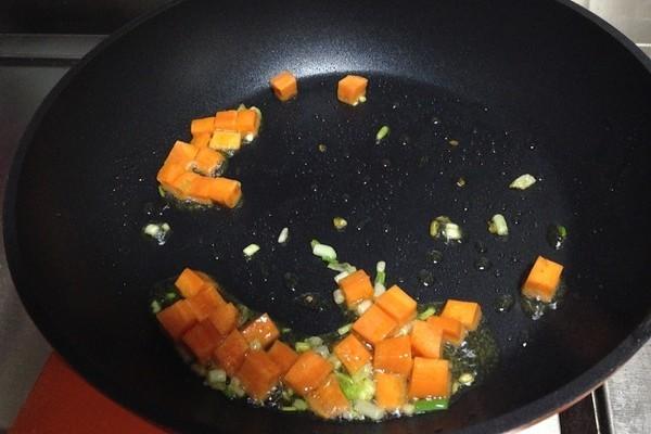 鲜嫩有味绝美的鸡蛋豆腐四鲜羹第十步