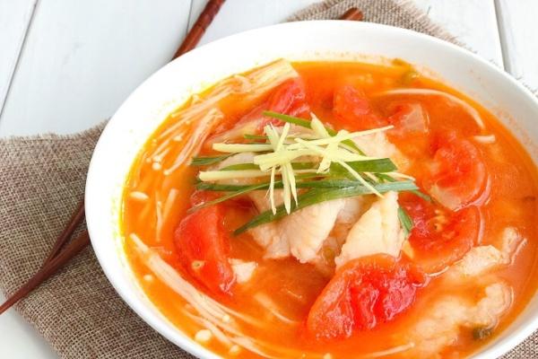 番茄龙利鱼汤,让你爱上这个味道第十步