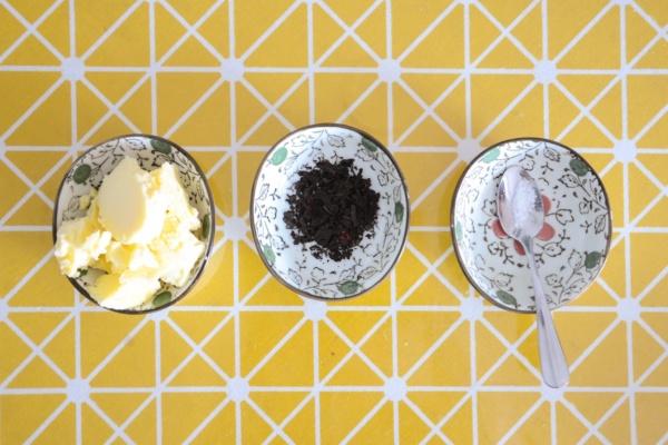 冷冷冬日,暖暖酥油茶第一步