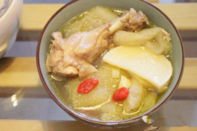清香竹荪炖炖鸡,鲜到舌头都掉了-竹荪炖鸡