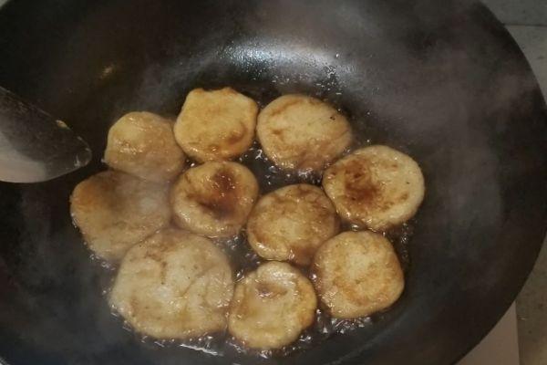 红糖糯米糍粑,儿时的味道第七步