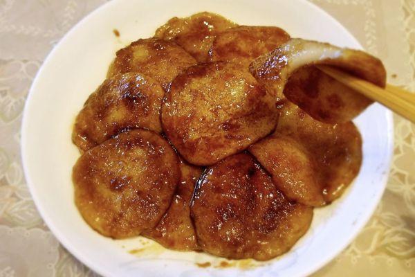 红糖糯米糍粑,儿时的味道第八步