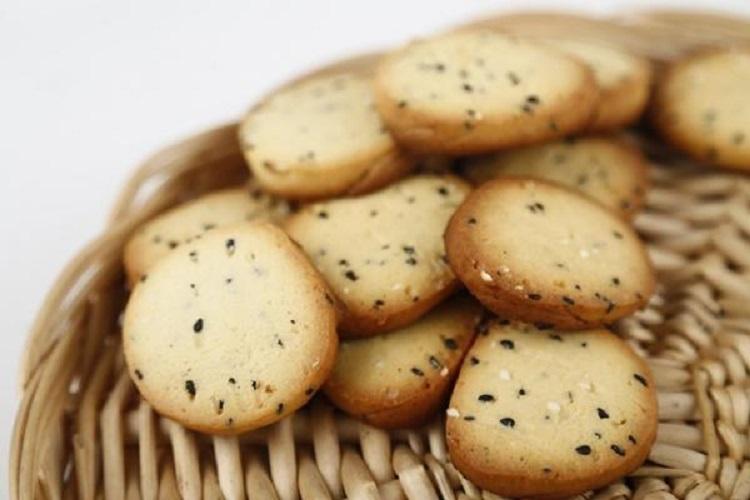 做法超简单的烤饼干,味道也很好吃
