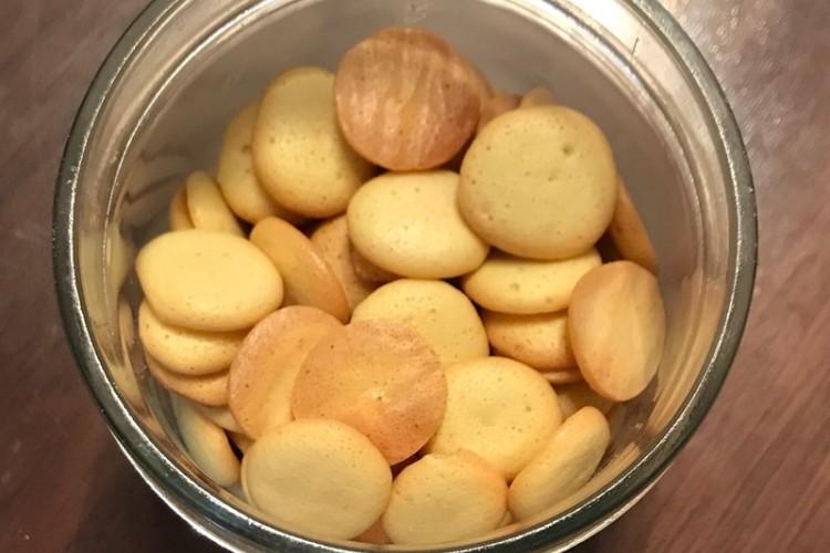 烘焙饼干:鸡蛋小饼干,记忆中童年的味道