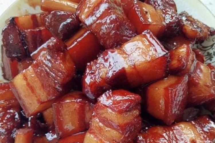 红烧肉简单的做法,保证你一学就会