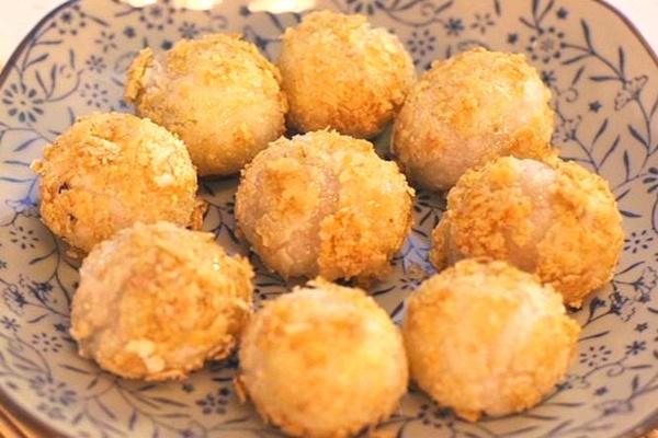 炸元宵,酥酥脆脆营养美味第十二步