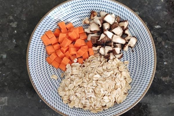 明日的早餐——咸口麦片粥,让你每天元气满满第三步