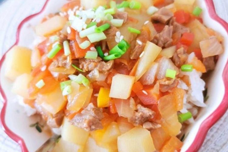 牛肉汤饭,满足你挑剔的味蕾