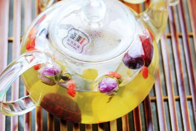 精致的下午——玫瑰花茶