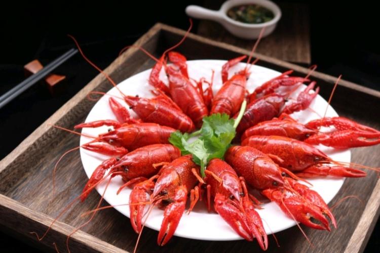 清蒸小龙虾,香香浓浓好鲜美