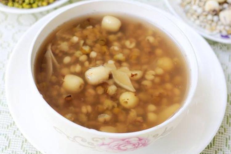超级适合三伏天的清热祛湿汤
