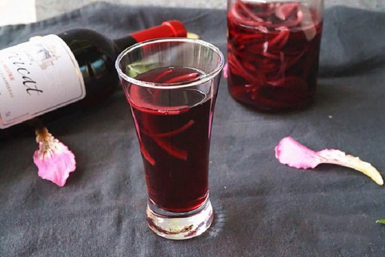 洋葱泡葡萄酒,美味就是这么碰撞而来