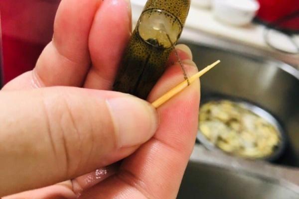软糯清甜,口味清淡的砂锅粥第二步