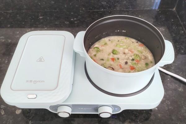 明日的早餐——咸口麦片粥,让你每天元气满满第十步