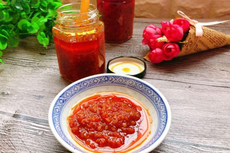 只要掌握了辣椒酱的制作,你就掌握了一道万能调味品