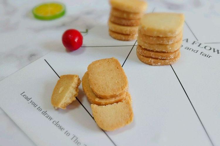 自制宝宝零食——酸奶饼干