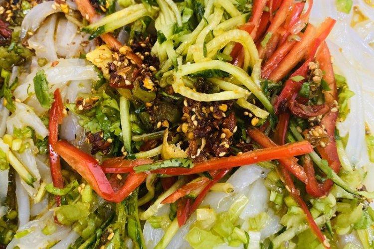 口感像果冻的绿豆粉,竟然是人们夏天最偏爱的食物