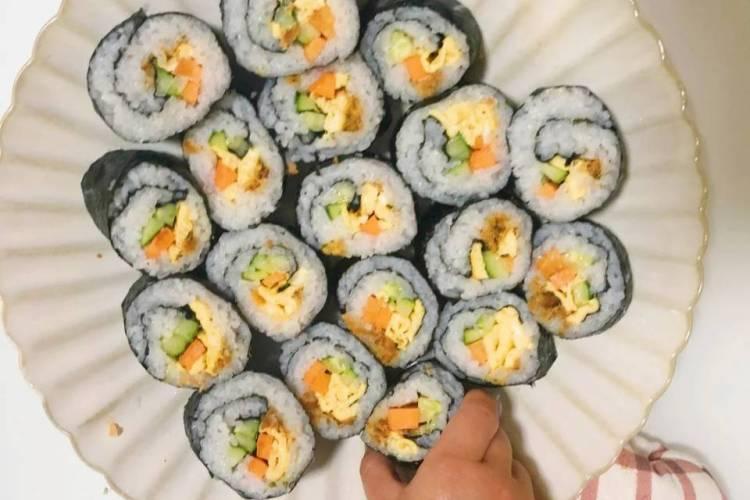 自制寿司带你领略异国风情
